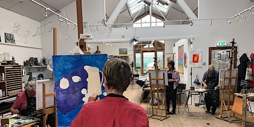 Painting & Drawing workshop with Ewen Duncan