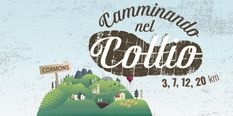 Camminata nel Collio 2021 tickets