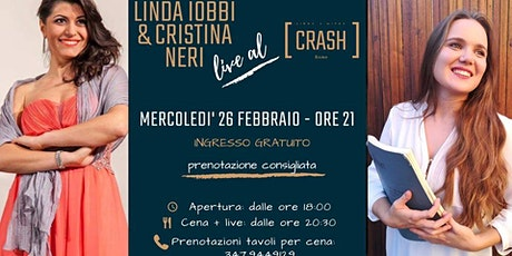 CRASH [Classic] // Iobbi & Neri live al Crash Roma biglietti