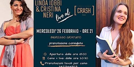 CRASH [Classic] // Iobbi & Neri live al Crash Roma tickets
