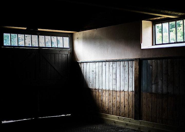 'Transforming Shadows' Jamie Catto Weekend Workshop at Boconnoc image