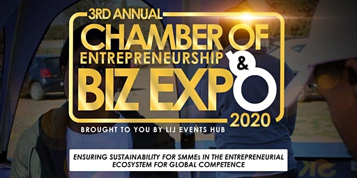 Chamber Of Entrepreneurship & Biz Expo 2020 - 3rd Annual