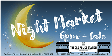 Night Market tickets