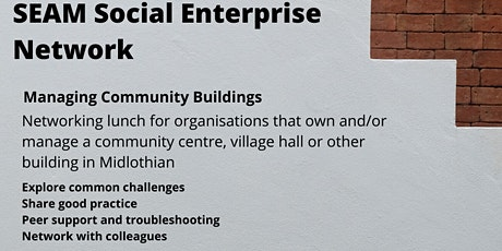 Managing Community Buildings tickets