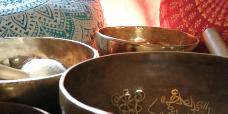 Sound Therapy using Tibetan bowls- with Ever Nature tickets