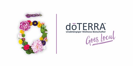 doTERRA goes local Wellness-Botschafter Event - Berlin Tickets