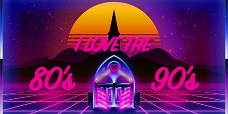I Love the 80's & the 90's! • Roepaen Podium tickets
