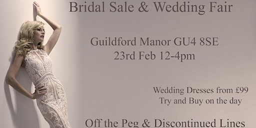 Guildford Wedding Fair and Bridal Sale
