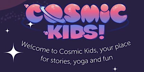 Cosmic Kids Childrens Yoga (5-7 year olds) tickets