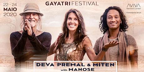 Gayatri Festival ingressos