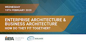 Enterprise Architecture & Business Architecture. How...