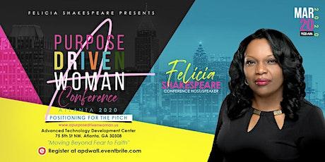 A Purpose Driven Woman Conference Atlanta tickets