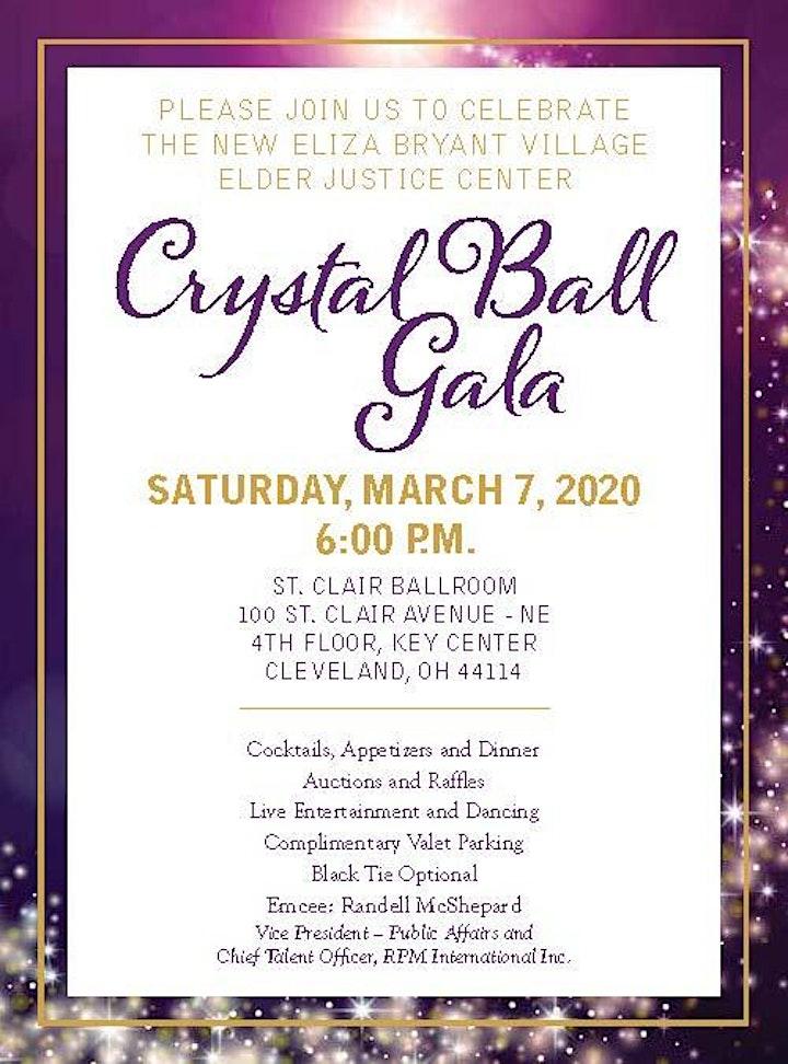 Crystal Ball Gala image