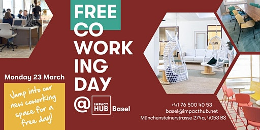 Free Coworking Day!