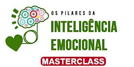 Master Class Inteligência Emocional ingressos
