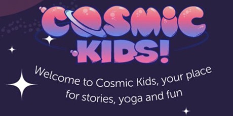 Cosmic Kids Childrens Yoga (7-11 year olds) tickets