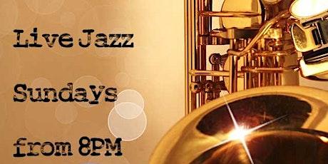 Sunday Jazz w Andy Bowie 4tet tickets