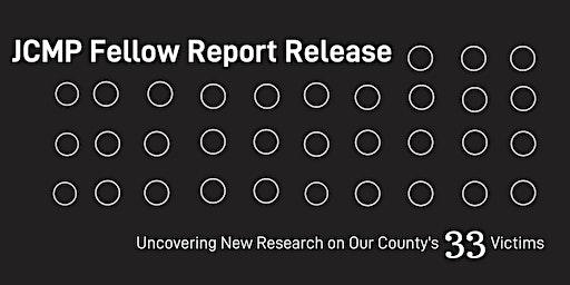 2020 Fellow Report Release