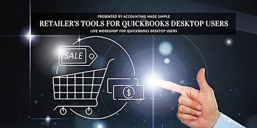 Retailer's Tools for QuickBooks Desktop Users