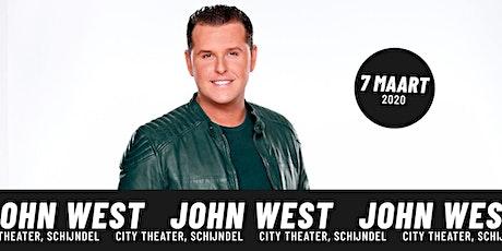 John West x City Theater Schijndel tickets