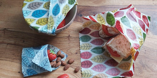 Beeswax Food Wrap Workshop at The Hive Dunham Massey