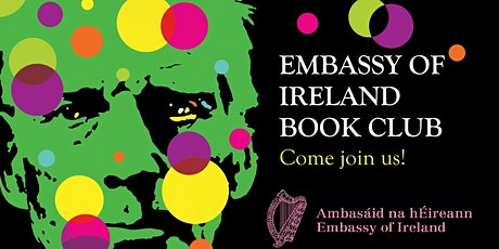 "Embassy of Ireland Book Club - ""Things In Jars"" by Jess Kidd tickets"