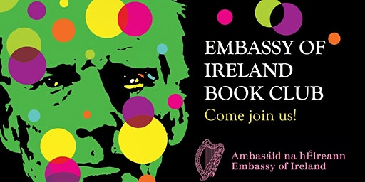 "Embassy of Ireland Book Club - ""Things In Jars"" by Jess Kidd"