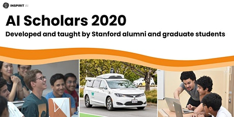 AI Summer Program at Palo Alto - AI Scholars 2020  tickets