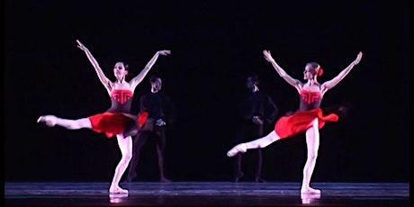 London Ballet Theater Pas De Deux Workshop tickets
