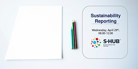 Sustainability Reporting 2020 tickets