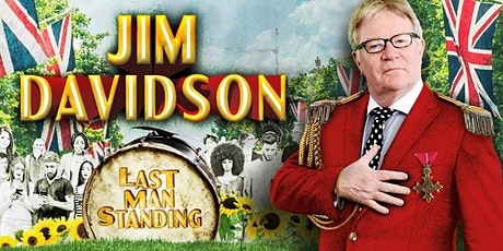 Jim Davidson - Jersey tickets