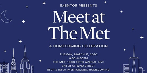 Meet at the Met: An iMentor Homecoming Celebration