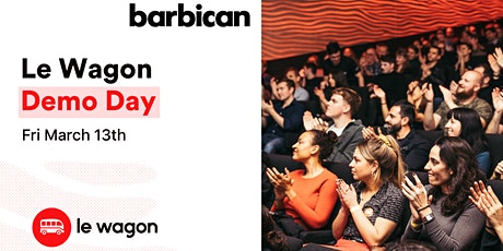 Le Wagon Demo Day - Batch 360 + 361! tickets