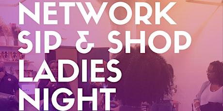 #Goalsbrunch Presents: Network, Sip & Shop Ladies Night tickets