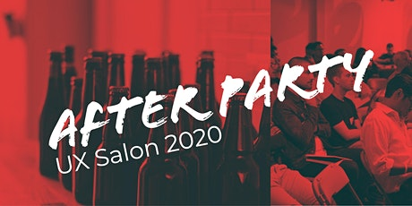 UX Salon 2020 After Party tickets