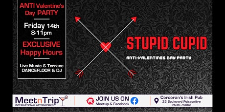 Anti Valentine's Day Party ! Special Discounts | Pool | Live Music & DJ ! billets