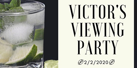 Victor's Super Bowl Viewing Party tickets