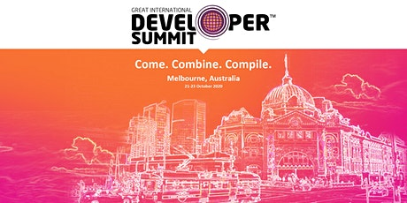 Great International Developer Summit (GIDS) Melbourne tickets