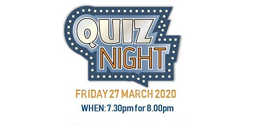 Annual Quiz Night hosted by Citizens Advice Epping Forest District