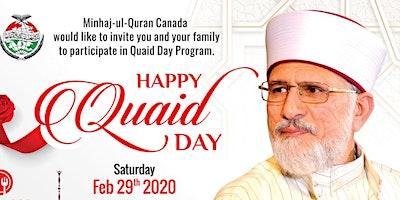 Quaid Day