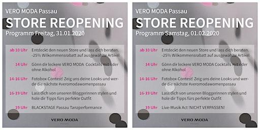 VERO MODA Passau Store Reopening