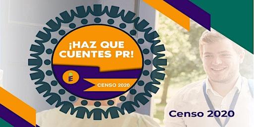 ¡Haz que Cuentes Puerto Rico! - Censo 2020