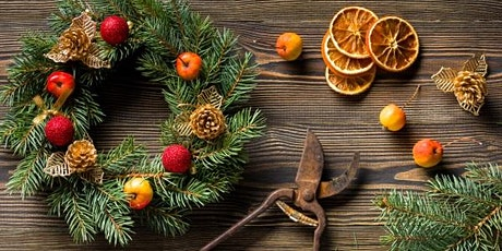 Wreath Making Masterclass & Prosecco Afternoon Tea tickets