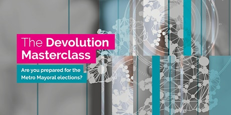 The Devolution Masterclass (Manchester) tickets