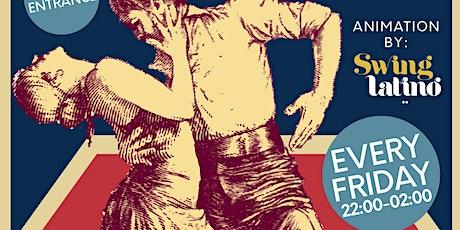 Salsa Fridays at Duende! tickets