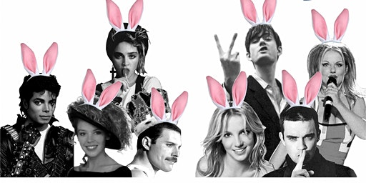 The Most Eggsellent Easter Party - 80s vs 90s