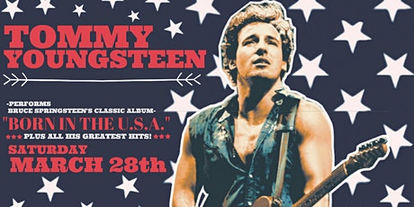 Tommy Youngsteen: The Best of Bruce Springsteen tickets