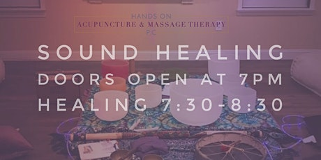 Sound Healing tickets