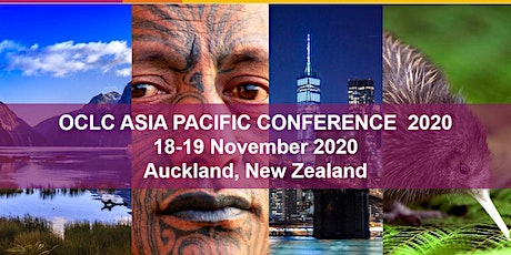 OCLC Library Futures Conference - Asia Pacific Regional Council 2020 tickets