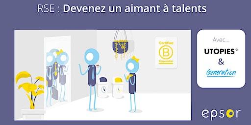 RSE : levier d'attractivité et de fidélisation des salariés